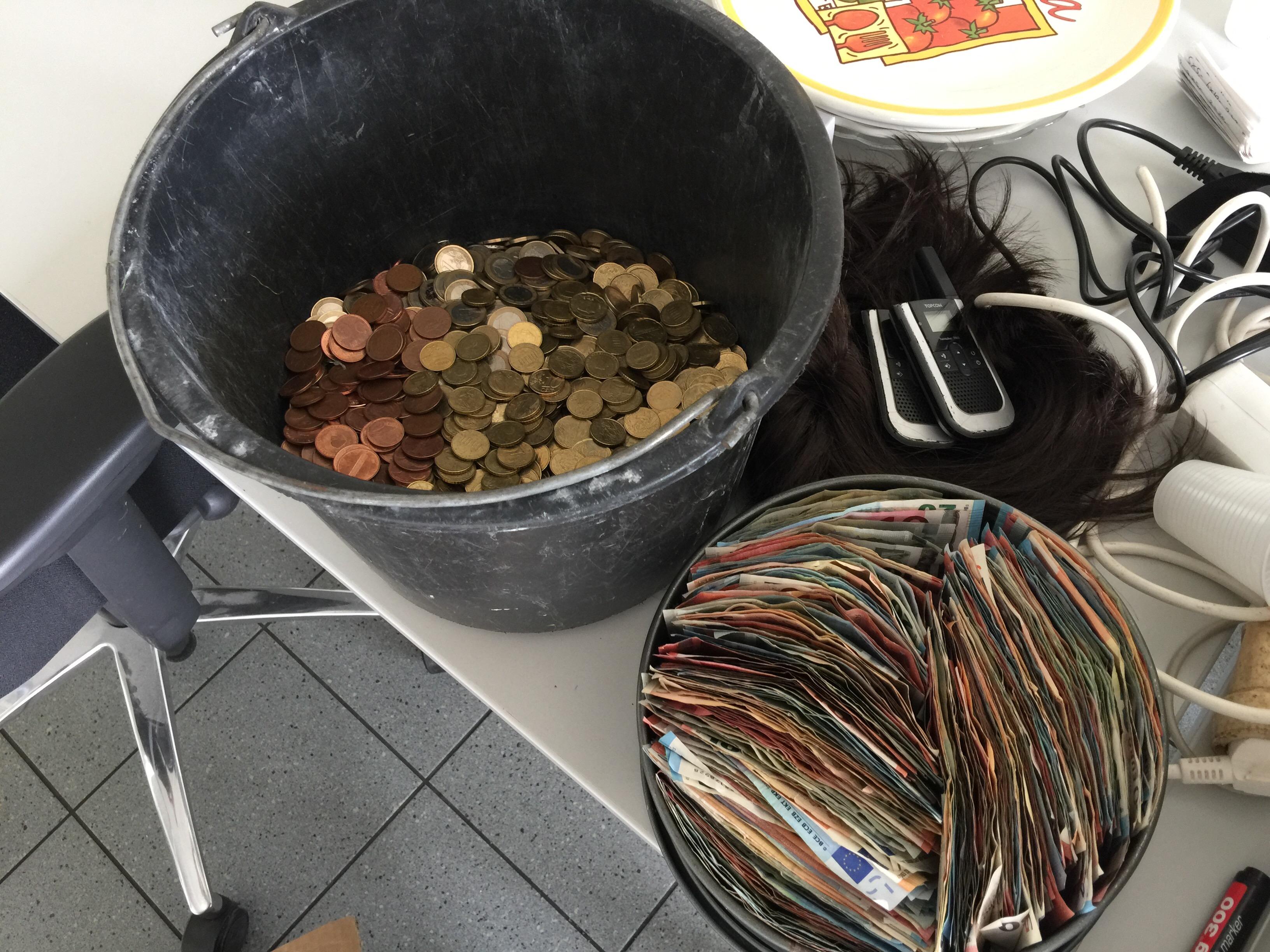 Rommelmarkt brengt €6.800,– op.