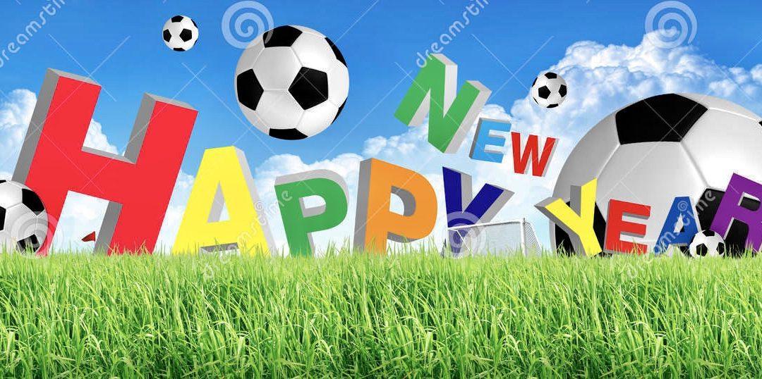 🎆Gelukkig nieuwjaar! ⚽️
