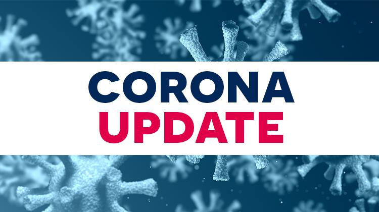 Corona update 23 april.