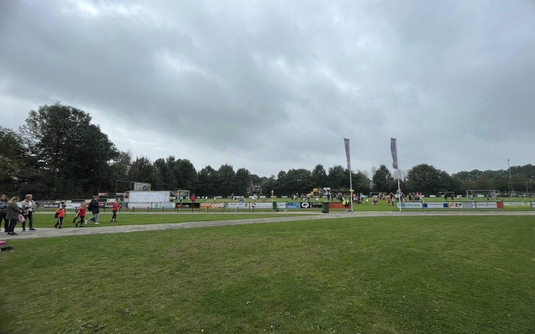 Sportpark Overbeek overladen door enthousiaste kinderen!